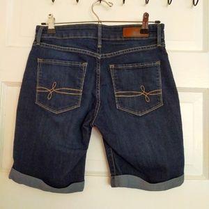 Denizen from Levi's  Bermuda Jean Shorts